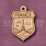 France Charm 22mm x 31mm