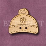 X062 Hat Button 26mm x 22mm