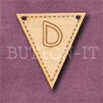 AB-D Alphabet Bunting 28mm x 30mm