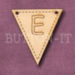 AB-E Alphabet Bunting 28mm x 30mm