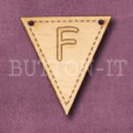 AB-F Alphabet Bunting 28mm x 30mm