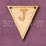 AB-J Alphabet Bunting 28mm x 30mm