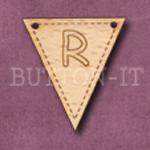 AB-R Alphabet Bunting 28mm x 30mm