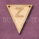 AB-Z Alphabet Bunting 28mm x 30mm