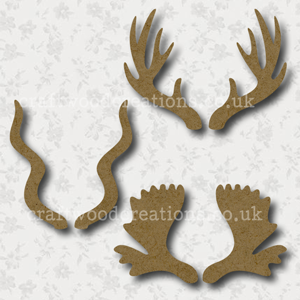 Craftwood Antlers