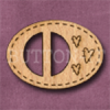 BE-01 Buckle 36mm x 25mm