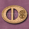 BE-02 Buckle 36mm x 25mm