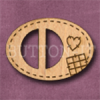 BE-03 Buckle 36mm x 25mm