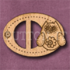BE-04 Buckle 36mm x 25mm