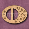 BE-05 Buckle 36mm x 25mm