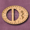 BE-07 Buckle 36mm x 25mm