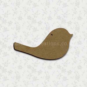 Bird Laser Cut Shape
