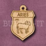 Aries Charm 22mm x 31mm