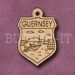Guernsey Charm 22mm x 31mm