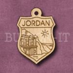 Jordan Charm 22mm x 31mm