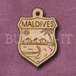Maldives Charm 22mm x 31mm