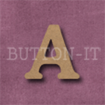Craftwood Letter A