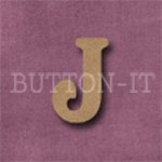 Craftwood Letter J