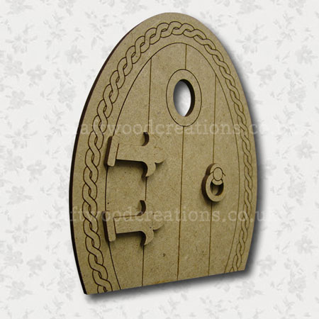 Celtic Charmed Fairy Door