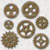 Craftwood Cogs Shapes