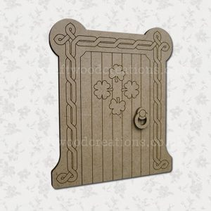 Lucky Mdf Fairy Door