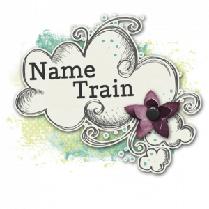 Name Train Buttons