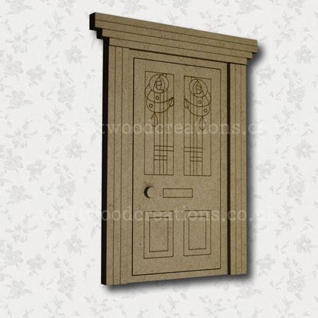 Rennie Rose Fairy Door