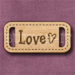 S-09 Slide Love 36mm x 17mm