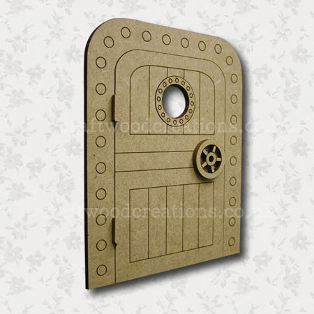 Steampunk Fairy Door