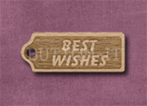 T-BW Best Wishes 39mm x 15mm