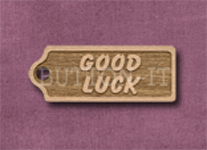 T-GL Good Luck 39mm x 15mm