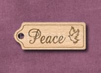 T-P Peace 39mm x 15mm
