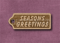 T-SG Seasons Greetings 39mm x 15mm