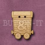 Name Train Button Letter &