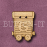 Name Train Button Letter G