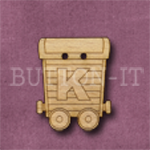 Name Train Button Letter K