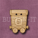 Name Train Button Letter Q