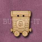 Name Train Button Letter Q