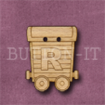 Name Train Button Letter R