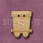 Name Train Button Letter S