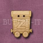 Name Train Button Letter Z
