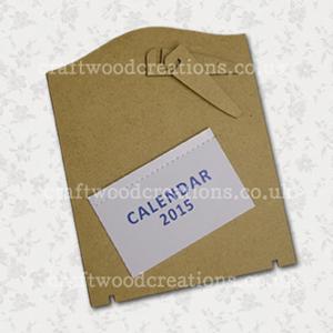 Craftwood Calendar Kit