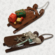 3D Craftwood Sledges