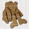 Teddy Bear Critter Kit