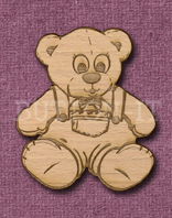 Teddy Bear Cut Out