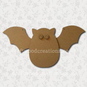 3D Mdf Bat Kit