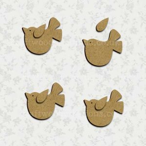 Robins Pack Mdf (Large)