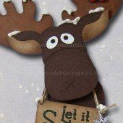 """Moose """"Let It Snow"""" Sample"""