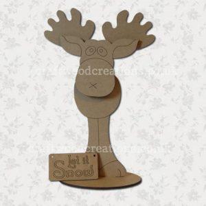 3D Moose Mdf