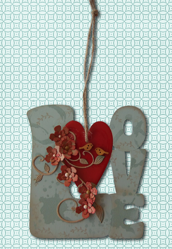 Love-Plaque